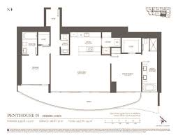 Axis Brickell Floor Plans Brickell Flat Iron Fortune