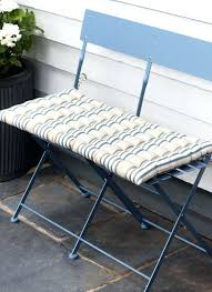 Small Bistro Chair Cushions Custom Outdoor Bench Cushion Outdoor Bench Cushion 60 Inch Outdoor