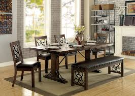 paulina medieval flair dining table