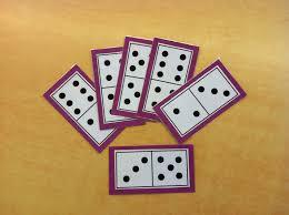 domino mrs byrd u0027s learning tree domino math games