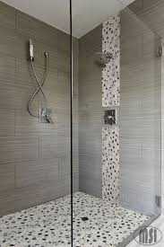 bathroom very beautiful for bathroom with pebble tile shower