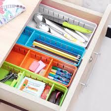 organisateur de tiroir cuisine 3 couleurs réglable accueil organisateur de tiroir cuisine conseil