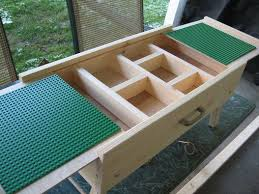 Plans For Child S Wooden Toy Box by Best 25 Play Table Ideas On Pinterest Kids Play Table Lego