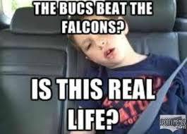 Falcons Memes - bucs beat falcons meme