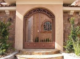 security doors courtyard gates fences gates stairs sunset