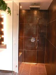 Tile Shower Ideas For Small Bathrooms by Shower Walk In Tile Shower Designs Halo Remodel Small Bathroom