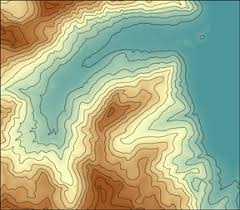 isoline map definition isolines geog 486 cartography and visualization