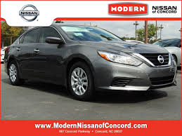 nissan altima 2018 nissan altima at modern nissan of concord near charlotte
