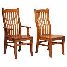 Amish Home Decor Amish Dining Chairs Amish Furniture Shipshewana Furniture Co