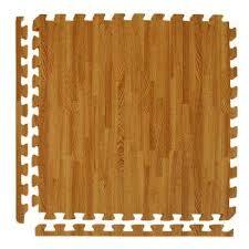 wood grain exercise flooring flooring the home depot