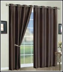 96 long white sheer curtains blackout inches aurora home extra wide thermal inch curtain panel inside