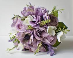 bridesmaid bouquet bridesmaids bouquet etsy