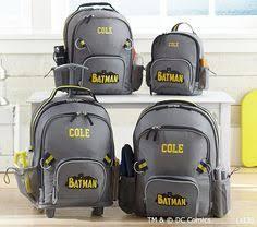 Pottery Barn Batman Backpack Black Camaro With A Batman Emblem Yes Funny Stuff