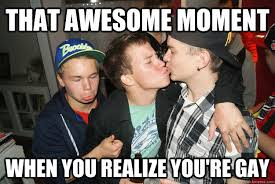 Funny Couple Meme - that awesome moment when you realize you re gay gay couple quickmeme