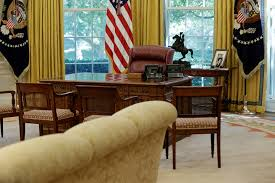 what the white house and oval office look like after renovations