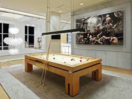 Pool Table Conference Table High End Modern Pool Tables Table Lights For Prepare 13