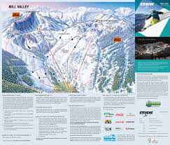 Squaw Trail Map Stevens Pass Washington Ski North America U0027s Top 100 Resorts Project