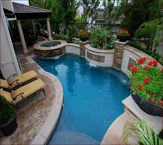 Backyards With Pools Pools For Small Backyards Remarkable Beautiful Landscaping With