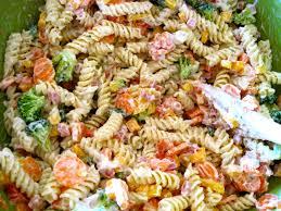 mrs schwartz u0027s kitchen ranch pasta salad