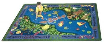 Playroom Area Rug Childrens Area Rugs A Rectangular Area Rug Is Displayed For A