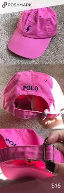 light pink polo baseball cap polo ralph lauren pink baseball cap