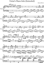 wedding dress piano sheet 115 best partituras images on sheets and
