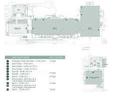 door specifications td convention center