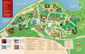 Madison Wi Map Henry Vilas Zoo Map