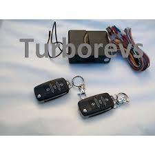 keyless entry central locking ford transit focus