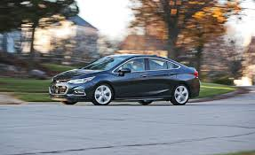 2017 chevrolet cruze in depth model review car and driver