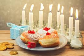 my hanukkah my family celebrated hanukkah with our non friends this is