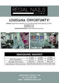 louisiana entrepreneurs your nail salon regal nails salon