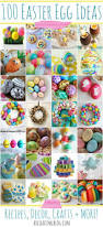 100 easter egg ideas decor crafts easter and egg