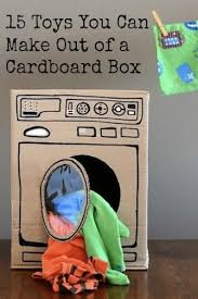 Shaped Box Toy Plan by Best 25 Cardboard Toys Ideas On Pinterest Toys For Boys Cheap