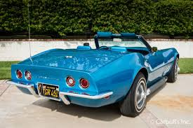 1969 chevrolet corvette roadster concord ca carbuffs