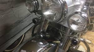 installing 6 volt led bulbs on an old harley youtube