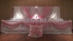 wedding backdrop rental toronto decor rent pink and white wedding backdrop toronto
