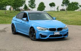 Bmw M3 2015 - c u0026d finds 67 m badges on 2015 bmw m3 tester autos ca