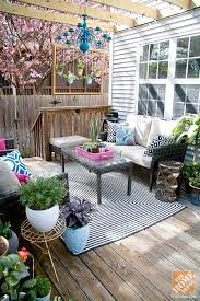 decorating ideas turning a deck into an outdoor living room