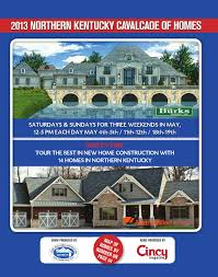 2013 northern kentucky cavalcade of homes by cincy magazine issuu