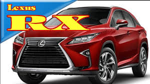 does new lexus rx model come out 2018 lexus rx 350 f sport 2018 lexus rx 350l 2018 lexus rx 350