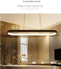 Bar Light Fixture Personality Originality Led Restaurant Chandelier Modern