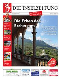 Eck K Hen G Stig Die Inselzeitung Mallorca Februar 2016 By Die Inselzeitung