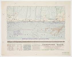 Normandy Invasion Map Today U0027s Document U2022 Usnatarchives Omaha Beach And Utah Beach Were