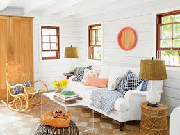 Coastal Cottage Living Rooms by This Harbour Island Bahamas Beach Cottage Is For Sale Coastal