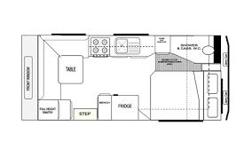 Caravan Floor Plans Trakmaster Pilbara Off Road Caravan