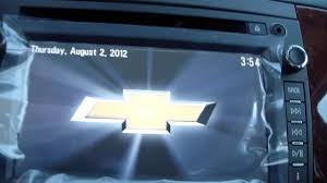 2013 chevrolet avalanche black diamond edition navigation system
