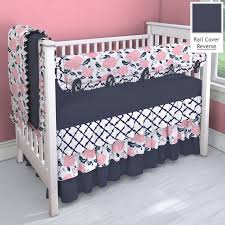 Dahlia Nursery Bedding Set Best 25 Navy And Coral Bedding Ideas On Pinterest Coral And