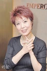 hongkong short hair style susanna kwan actor singer and host from hong kong short hair