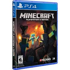 mojang minecraft playstation 4 edition ps4 3000557 b u0026h photo